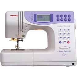 Janome Memory Craft 4900 QC