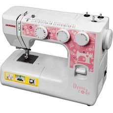 купить швейную машину Janome Dresscode